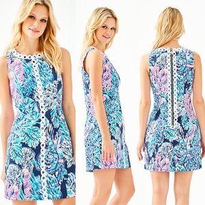 🆕 Lilly Pulitzer Mila Stretch Shift Dress